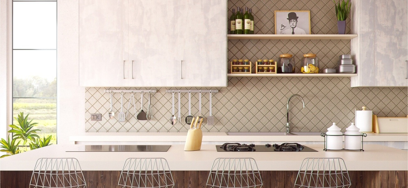 How to do Kitchen Remodeling in Maryland in a Tiny Space